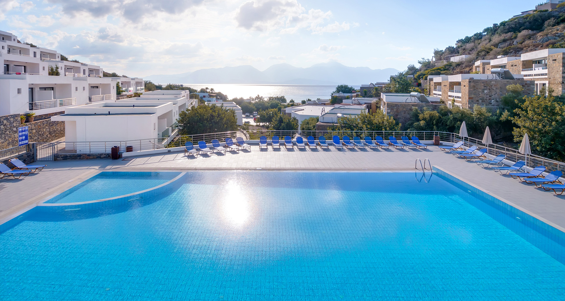 Ariadne Beach Hotel Pool